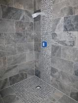 MARBLE SHOWER ROOM
